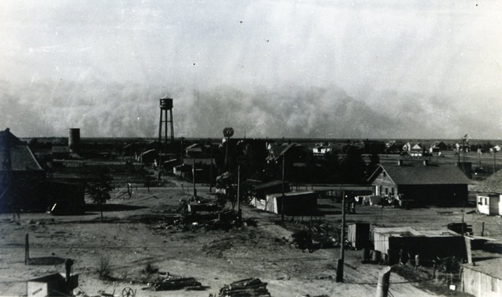 The Dust Bowl by Duncan & Burns