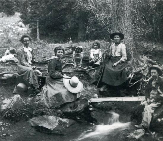 Beaver Canyon 1905