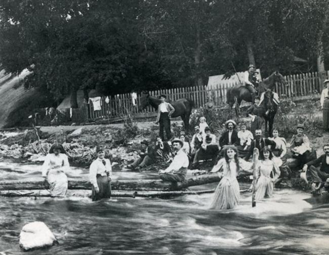 Camp Gardiner 1894