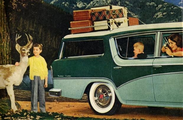 1956 Rambler ad