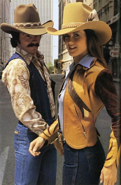 """Resistol felt hats, 1980, """"The Cowboy Catalog"""""""